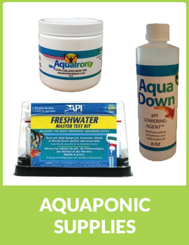 AQUAPONIC SUPPLIES
